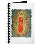 """enlightened buddha in a glass"" Journal"