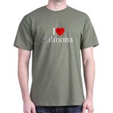 """I Love (Heart) Sulmona"" T-Shirt"