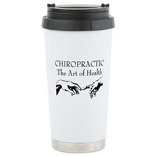The Art of Health Ceramic Travel Mug