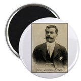 "General Emiliano Zapata 2.25"" Magnet (10 pack)"