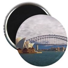 "Sydney Harbour Bridge 2.25"" Magnet (10 pack)"