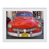 Cuban Classics Wall Calendar