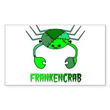 FRANKENCRAB Rectangle Decal