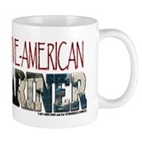 Proud Native American Submariner Mug