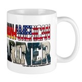 Proud German American Submariner Coffee Mug