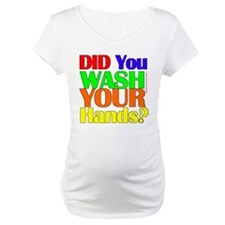 Washed Hands? (Colours) Shirt