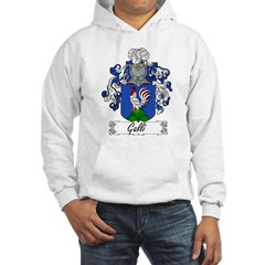 Galli Family Crest Hooded Sweatshirt
