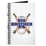 Big Brother To Be Baseball Journal