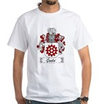 Gandini Family Crest White T-Shirt