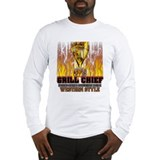 Cheyenne Grilling Long Sleeve T-Shirt