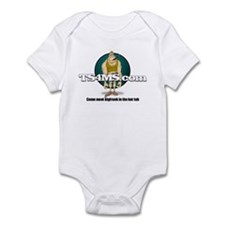 Cute Timeshares Infant Bodysuit