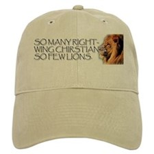 So Many Right Wing Christians Baseball Cap