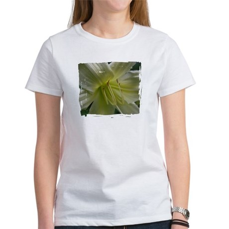 Vanilla Lime Lily Women's T-Shirt