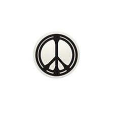 Cute Peace pins Mini Button (10 pack)