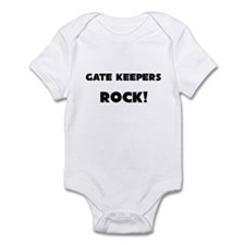 Gate Keepers ROCK Infant Bodysuit