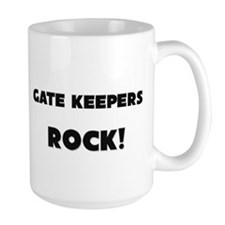 Gate Keepers ROCK Mug