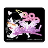 Angel Kittyn Mousepad