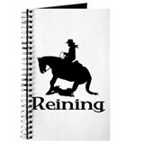 Reining Horse and Rider Journal