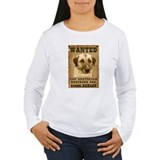 """Wanted"" Anatolian Shepherd Dog T-Shirt"