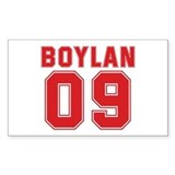 BOYLAN 09 Rectangle Decal