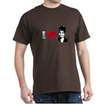 I Love Sarah Palin Dark T-Shirt