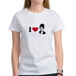 I Love Sarah Palin Women's T-Shirt