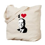 I Love McCain Tote Bag