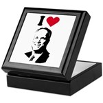 I Love McCain Keepsake Box