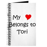 Cool Tori Journal