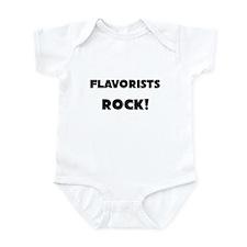 Flavorists ROCK Infant Bodysuit