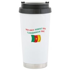 Perfect Cameroonian Ceramic Travel Mug