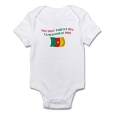 Perfect Cameroonian Infant Bodysuit