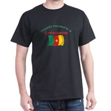 Happily Married Cameroonian T-Shirt