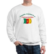 Happily Married Cameroonian Sweatshirt