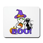Halloween Ghost Mousepad