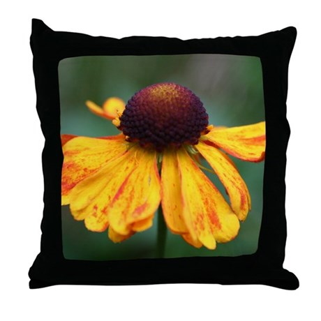 Happy Days Throw Pillow