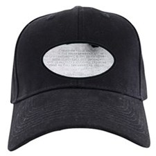 National Law Officers Memorial Baseball Hat