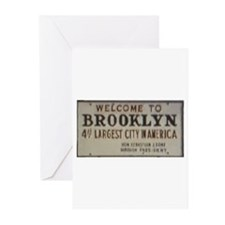 Welcome to Brooklyn Greeting Cards (Pk of 10)