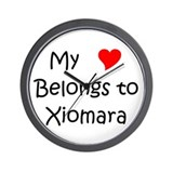 Xiomara Wall Clock