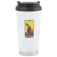 Strength Ceramic Travel Mug