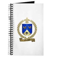 GAUTHIER Family Crest Journal
