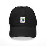 GAUDET Family Crest Black Cap