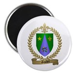 GAUDET Family Crest Magnet