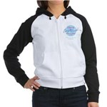Easy World Women's Raglan Hoodie (plain back)