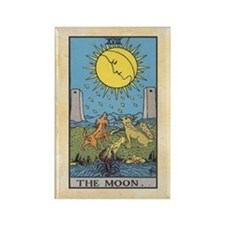 The Moon Rectangle Magnet (100 pack)