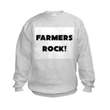 Farmers ROCK Kids Sweatshirt