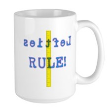Lefties Rule Mug