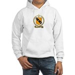 GAGNE Family Crest Hooded Sweatshirt