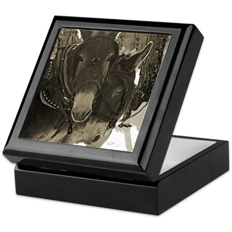 Companions Keepsake Box