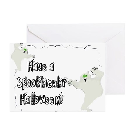 Spooktacular Halloween Greeting Cards (Pk of 20)